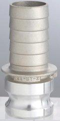 SUSカムロックアダプター ホースシャンク(樹脂ホース用)